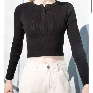 Brandy Melville Delilah Knit top